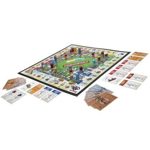(UK) Monopoly Cityville (englische Version) für 14.35€ @ Amazon.UK