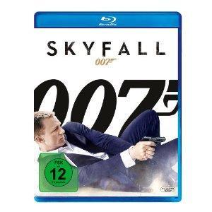 (Bundesweit!!) James Bond Skyfall Blu-ray bei Euronics für 11,99€