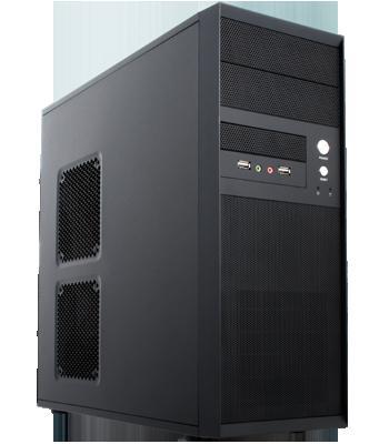 Neues PC- Gehäuse Chieftec CQ-01B bei Amazon Händler
