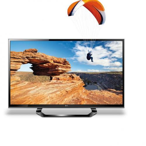 """[Mediamarkt Ludwigshafen]  LG 42LM615S - 106cm/42"""" 3D LED TV mit Full HD, TRIPLE Tuner, 200 Hz und 8x 3D Brillen für 395€ + viele weitere gute Angebote nach Neueröffnung wegen Umbau"""