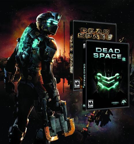 Dead Space 1+2, Amazon.com 6,10 € oder 4,58 € (mit Gutschein)