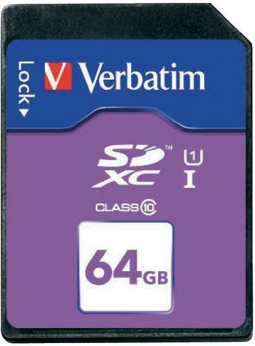 Verbatim SDXC 64GB Class 10 @Voelkner