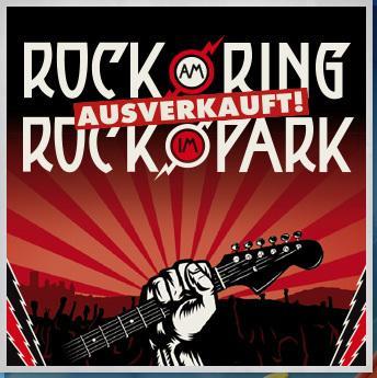 [o2more - Nur für o2 Kunden] Ab 07.03.2013: 2 Karten für Rock am Ring / Rock im Park zum Preis von einem
