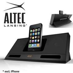 Altec Lansing IMT320 inMotion Compact Lautsprechersystem (Dockingstation) für iPhone und iPod @ iBood