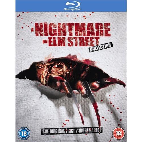 Blu-Ray Box - Nightmare On Elm Street 1-7 (5 Discs) für €21,24 [@WowHD.de]