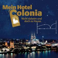 [LOKAL] Köln - nur für Kölner - Für kleines Geld z. B. in Kölns 5* Luxus Hotels übernachten