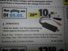 [Bundesweit ] am 05.03.13!: RENKFORCE BR116 USB 2.0 Video Grabber