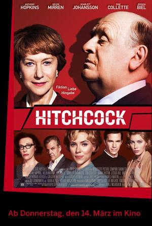 Kostenlos ins Kino - Preview Hitchcock am 14.03 - für American Express Karteninhaber (LOKAL)