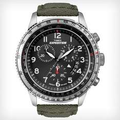 Timex Expedition T49823 Herrenuhr ab 90€