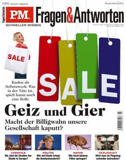 Eine Zeitschrift aus der P.M.-Serie gratis