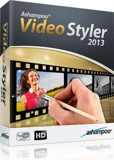 Ashampoo Video Styler 2013 statt 14,99 EUR