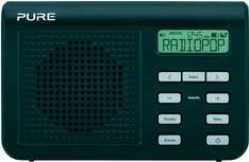 DAB+ Radio - PURE ONE MI SERIE II DAB/UKW RADIO SW