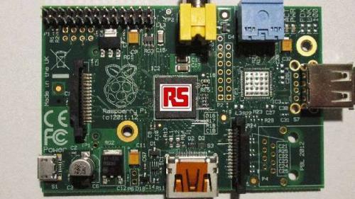 Raspberry Pi Modell A -  RPi nochmal günstiger. Für alle, die kein Ethernet / LAN on board brauchen.