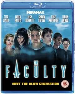 [Blu-ray] The Faculty - Trau keinem Lehrer für 4,99€ inkl. Versand @ Play.com