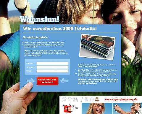 2.000 kostenlose Fotohefte