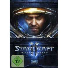 Starcraft II: Wings of Liberty (12,74€ bei Amazon als Prime-Kunde)