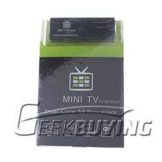 MK808 / MK808B Dual Core Android 4.1 TV BOX RK3066 Cortex-A9 8GB ab 34.53€ @geekbuying