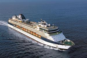 Karibikkreuzfahrt Celebrity Summit Außenkabine inkl. Flüge und 3 Tagen Aufenthalt in San Juan