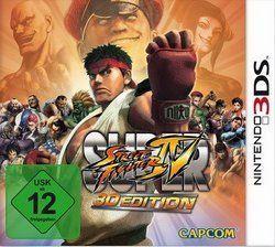 Street Fighter IV. oder Driver: Renegade 3D Nintendo 3DS für je 7,89€ @ Hitmeister