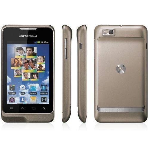 Motorola Motosmart Titanium fuer 69€ @Ebay