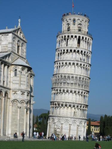 3 Tage Pisa: Flug, Hostel: Backpacker-Trip für 42,77€