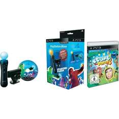 Start the Party Move Bundle [PS3]