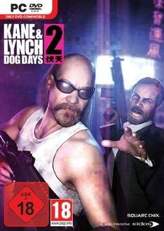 Kane & Lynch 2:Dog Days (PC+Steam Key) 1,87 €