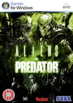 Aliens vs. Predator (Steam Key) PC günstig 3,74€