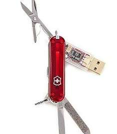 Victorinox Taschenmesser mit USB-Stick für nur 17,90 Euro inkl. Versand
