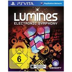 Lumines: Electronic Symphony (PS Vita)  Saturn.de