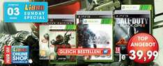 (Österreich) Dead Space 3 - Limited Edition, Call of Duty: Black Ops II inkl.Nuketown und Crysis 3 Hunter Edition (xbox360 od. PS3) für je 39,99 Euro @ Libro.at