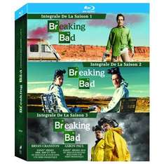 Breaking Bad BluRays Season 1-3 (Box)