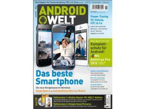 [ebook] Android-Welt 01/2013 Gratis