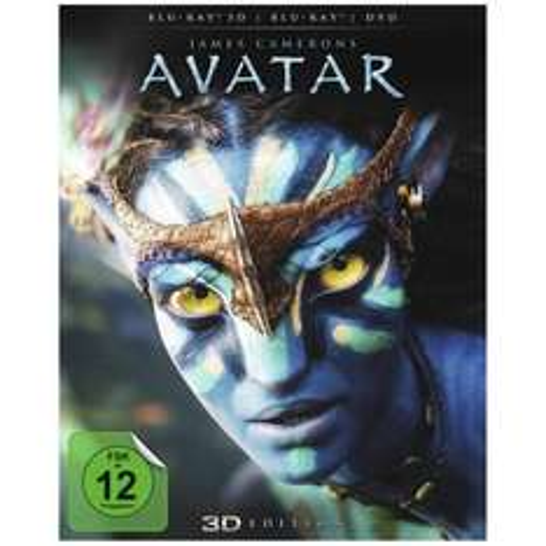 Avatar - Aufbruch nach Pandora 3D (inkl. 2D Version + DVD) [Blu-ray 3D] - Saturn Aachen
