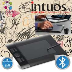 Wacom Intuos 4 Wireless Grafiktablet