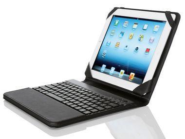 SILVERCREST Schutzmappe für iPad mit integrierter Bluetooth®-Tastatur 29,99