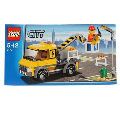 LEGO City 3179 Reparaturwagen Wagen Auto + Figur + Zubehör für nur 13,49 EUR inkl. Versand!