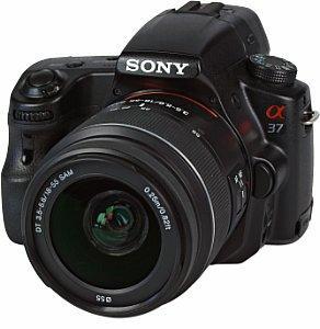 Sony Alpha 37 (SLT-A37K) SLR-Digitalkamera Inkl. SAM 18-55mm