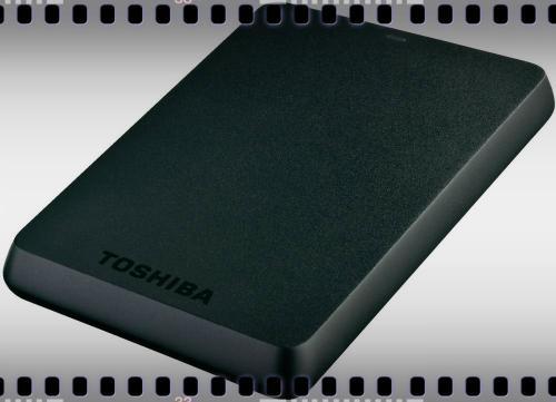 "1,0TB 2,5"" USB 3.0 externe Festplatte Toshiba Stor.E Basics für 60,65 @digitalo (qipu möglich)"