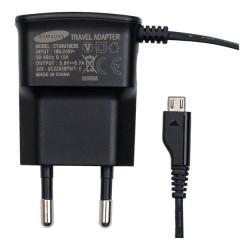 Amazon Samsung Original micro-USB Ladegerät ETA0U10EBECSTD  in schwarz aus UK
