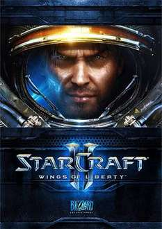 Starcraft II: Wings of Liberty (Direkt bei Blizzard) für 19,99EUR