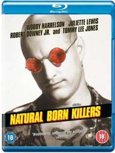 Blu-Ray - Natural Born Killers für €6,90 [@Zavvi.com]
