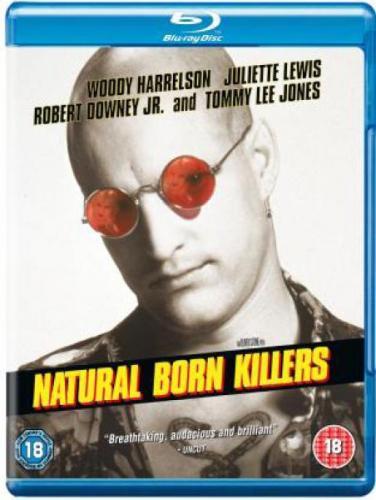 Blu-Ray - Natural Born Killers für €6,90 [@Zavvi.com]