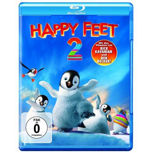 Happy Feet 2 [Blu-ray] für 6,97€ @ Amazon!