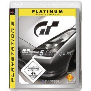[Amazon WHD - WIE NEU]  Gran Turismo 5 Prologue [Platinum] nur 2,63€