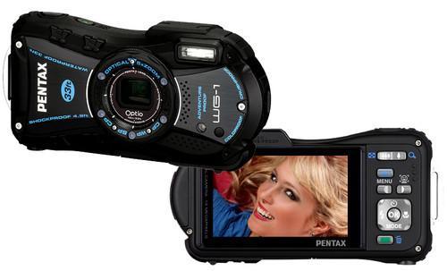 Unterwasserkamera Pentax Optio WG-1 für nur 153,70 EUR inkl. Versand!