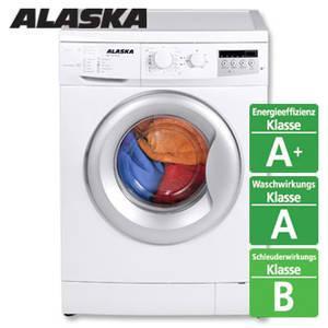 ALASKA Waschautomat WM 1447 R6 A+ [Real]