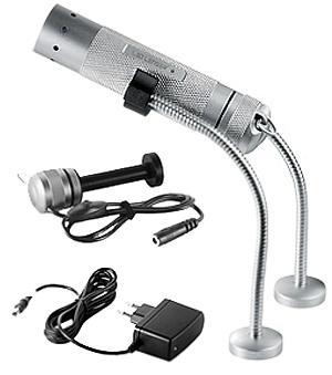 Set LED LENSER mit Fuß etc pp | UVP: 59,90€ | Idealo: 31,80€ - hier zu 19,99€