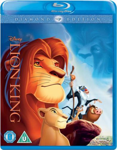 Disney BD 2 für 1 @Zavvi