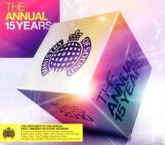 MoS - The Annual 15 Years (3CD Box Set)